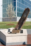 The new 9-11 memorial on the grounds of the North American Aerospace Defense Command and U.S. Northern Command headquarters includes a steel beam from the World Trade Center donated to NORAD and USNORTHCOM by the National Homeland Defense Foundation which forms the heart of this new memorial. The memorial will be commemorated in a ceremony at 1 p.m. May 18.