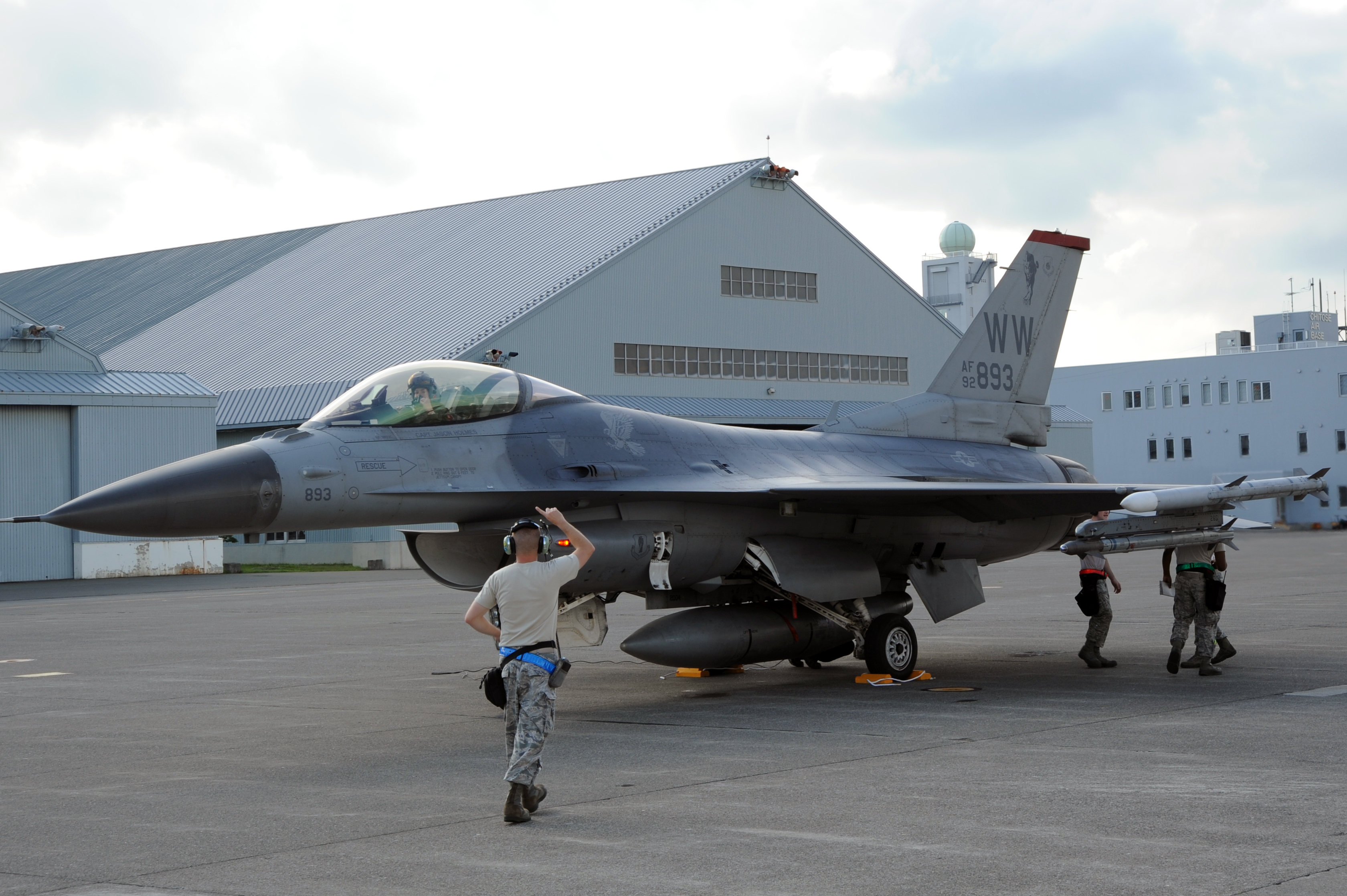 F-16s make strides while at Chitose AB > Pacific Air Forces ...