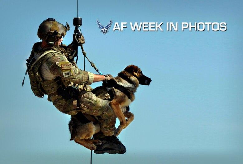(U.S. Air Force graphic/Corey Parrish, photo/Staff Sgt. Stephenie Wade)