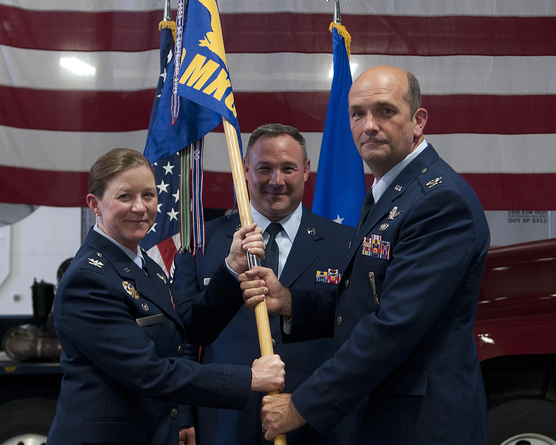 Maintenance Group Welcomes New Commander F E Warren Air Force Base News