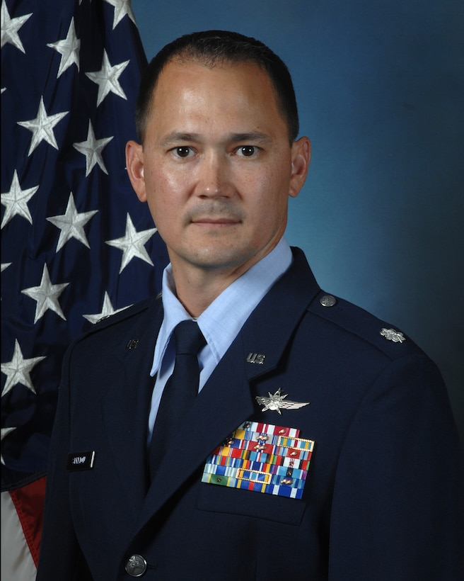 Lt. Col. James Skelton, 39th Communications Squadron commander.
