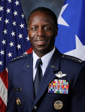 Gen. Edward A. Rice Jr, Commander, Air Education and Training Command (USAF photo)