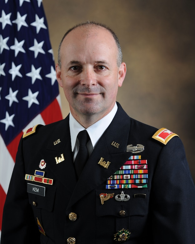 Pictured is Brig. Gen. John S. Kem, member of the Mississippi River Commission.
