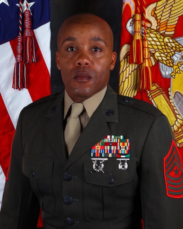 Sgt Maj Brown