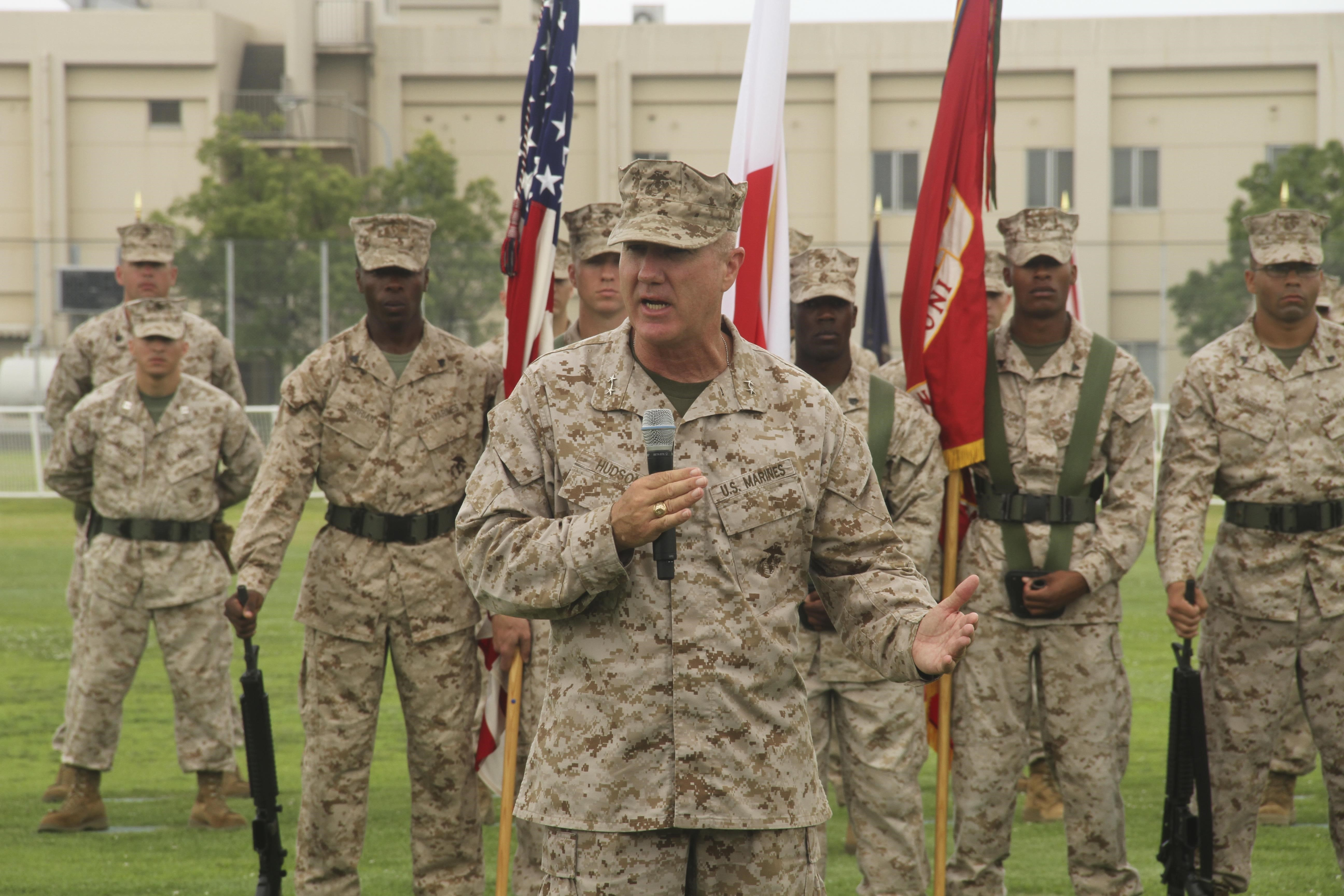 MCAS Iwakuni welcomes new CO > Marine Corps Air Station
