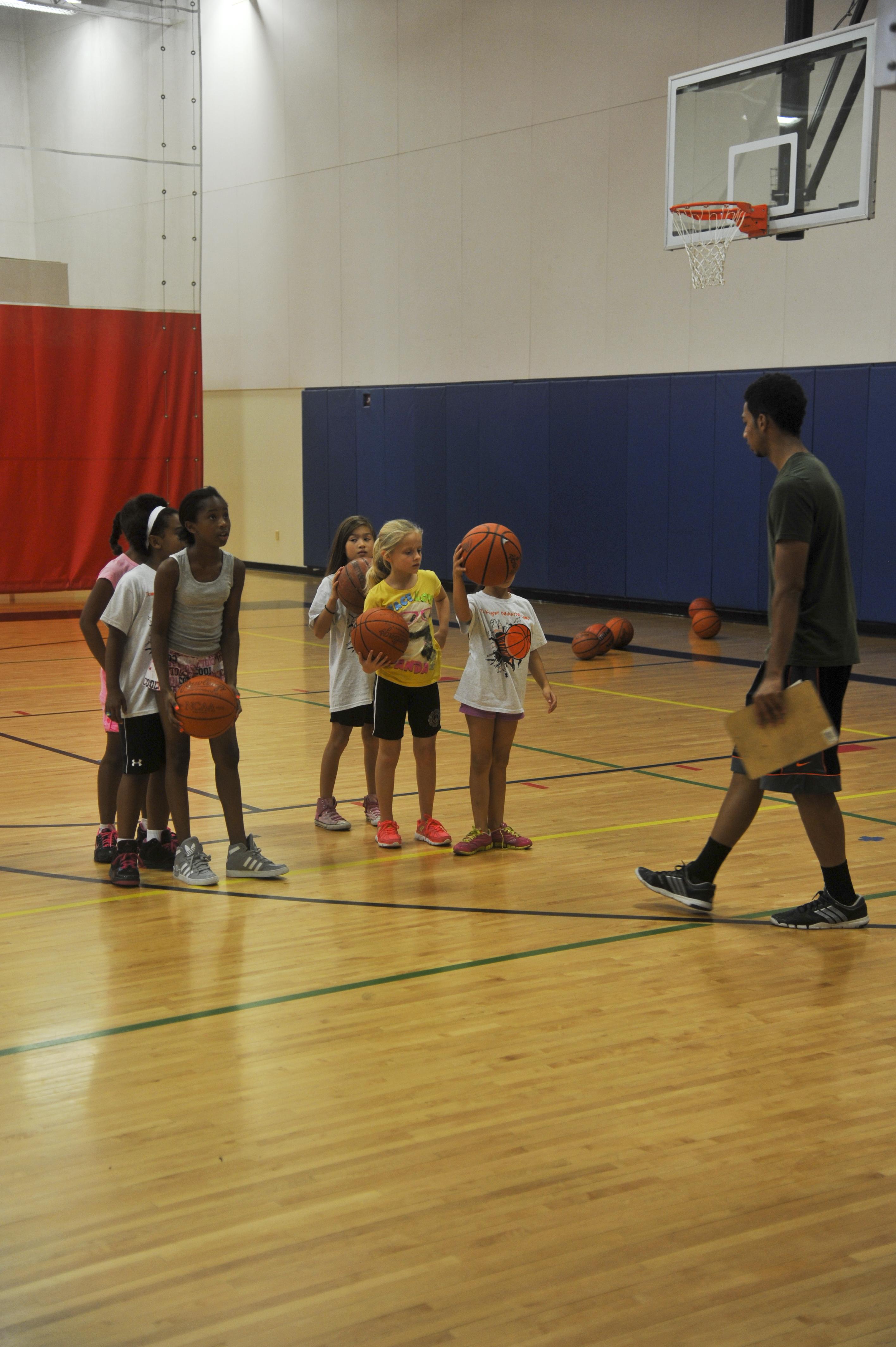 Basketball for Beginners: Improving Your Basketball Skills ...