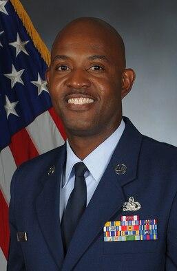 Chief Master Sgt. Cameron B. Kirksey