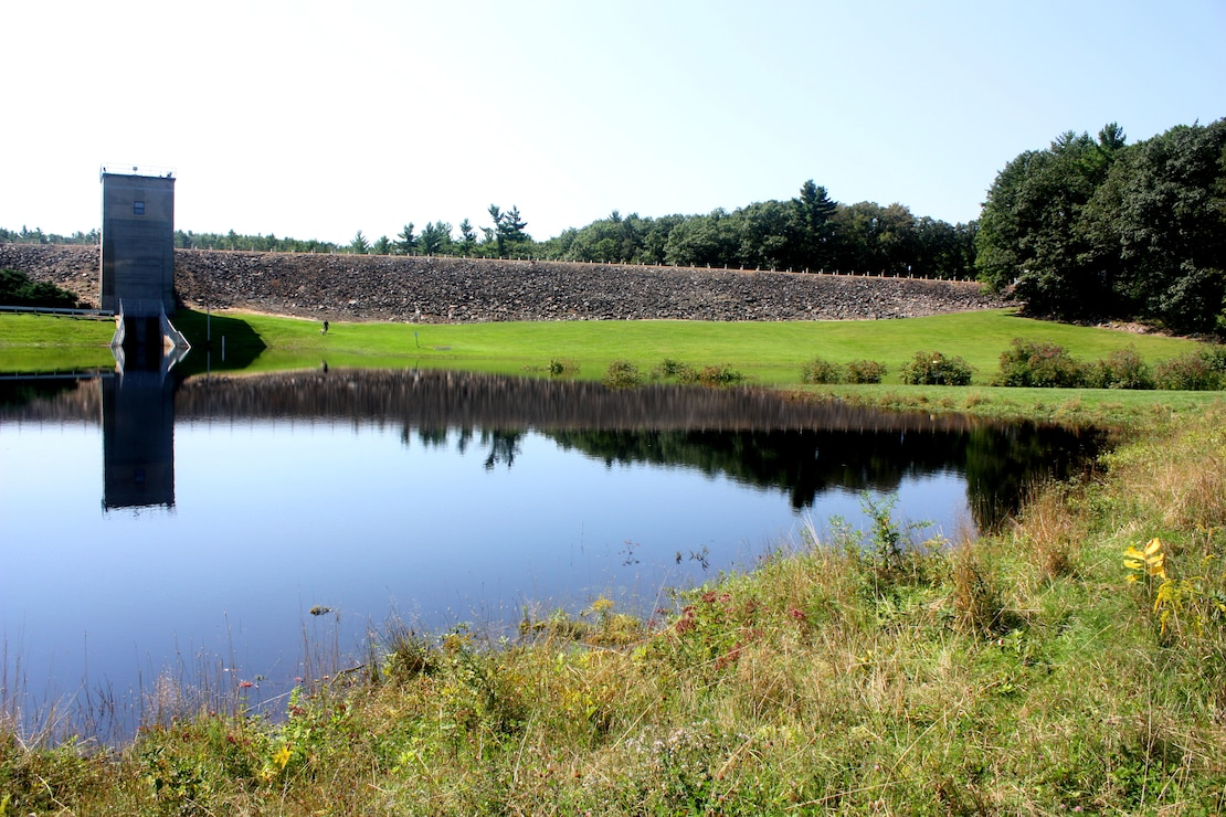 Barre Falls Dam