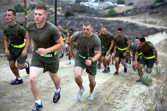 Marines in the ... Mciwest Mcb Campen