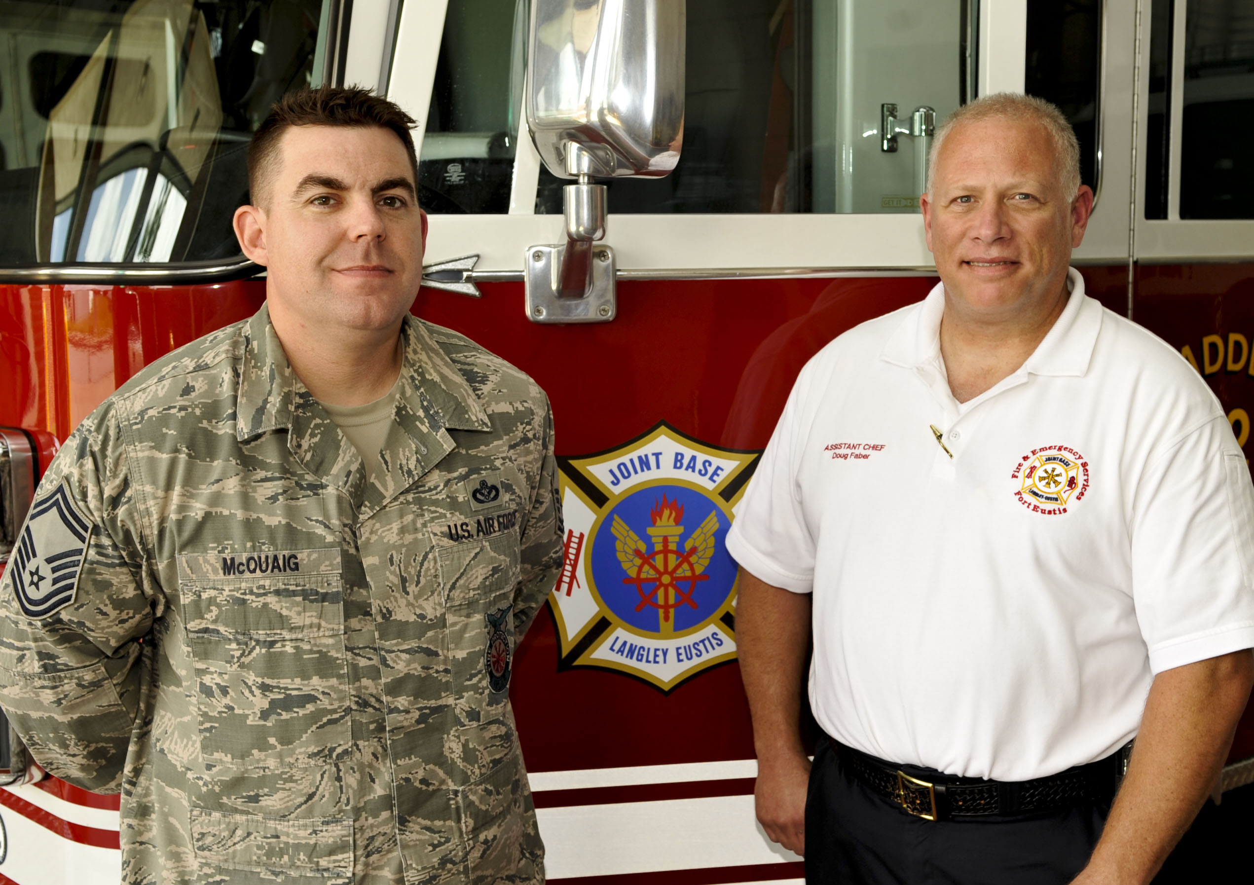 Two Joint Base Langley-Eustis firefighters earn national ...