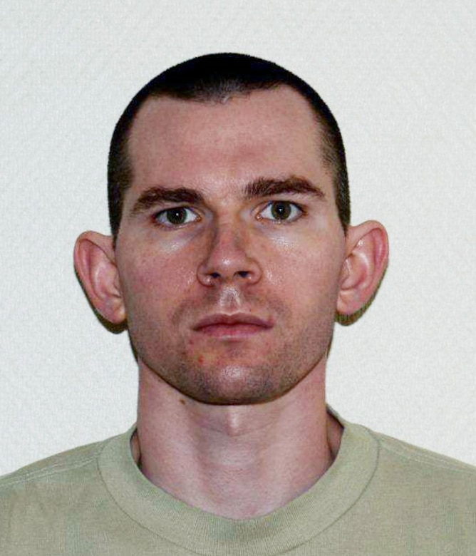 Airman 1st Class Adam Parker was sentenced to a dishonorable discharge and life in prison for sexually assaulting four minors and his wife in April 2013.