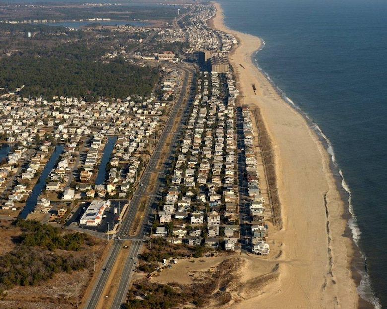 The Bethany Beach/South Bethany project was first constructed in 2008 and received a periodic nourishment in 2011. The project is designed to reduce damages from storm events.
