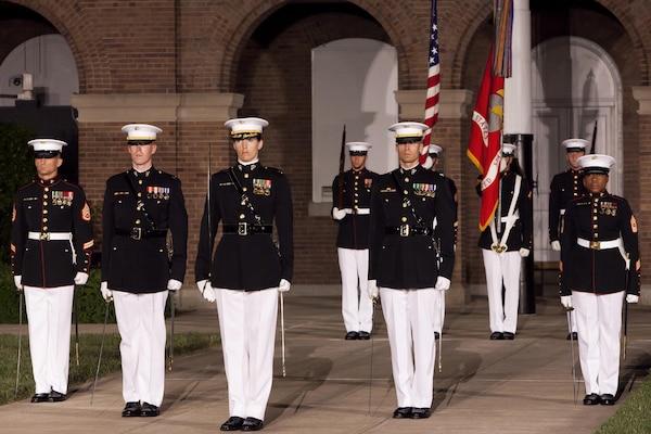 The Barracks Continues Uniform Evaluation For Female