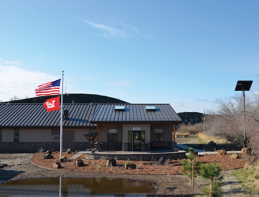 Mill Creek team opens new sustainable building