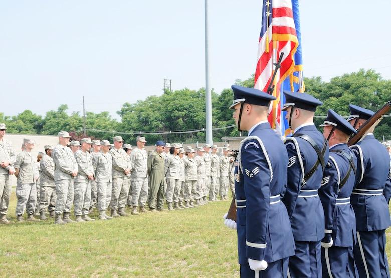 Flag retirement ceremony reinforces laws, reverence for national