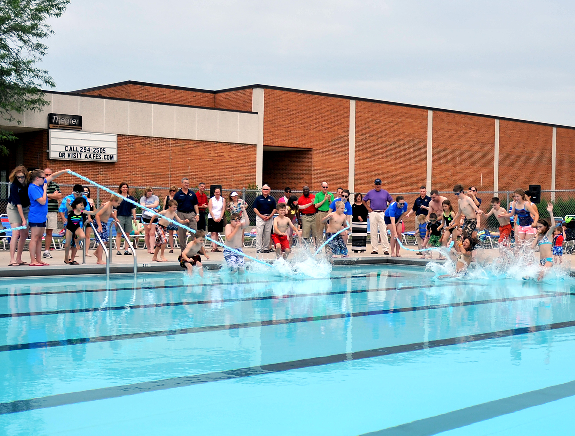 Capehart Pool To Permanently Close Offutt Air Force Base News