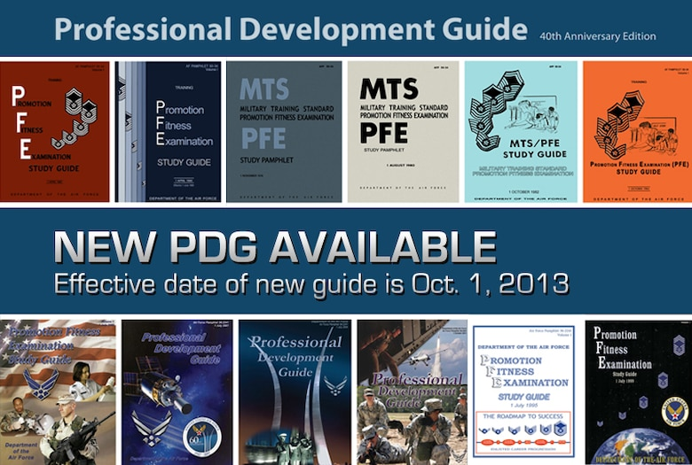 New Professional Development Guide Available U S Air
