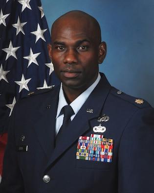 Maj. Wardrias Little, 39th Contracting Squadron commander.