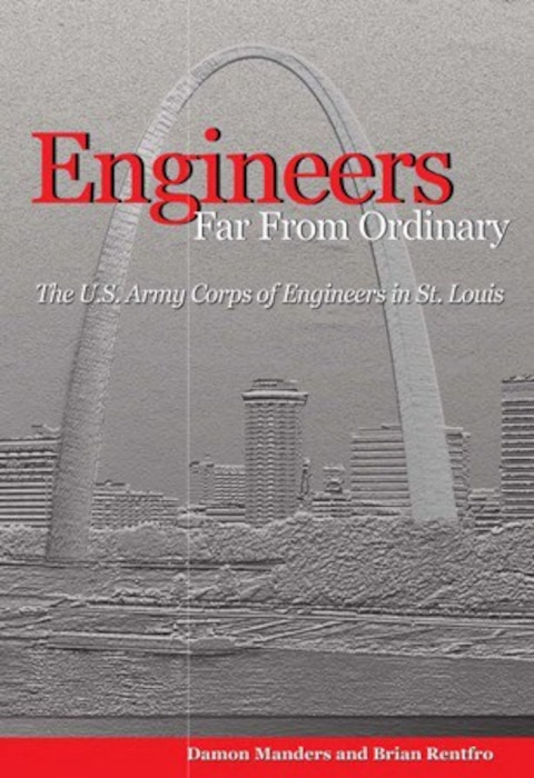 Engineers Far From Ordinary: The U.S. Army Corps of Engineers in St. Louis takes a look at the story of the St. Louis District beginning with the rich and legendary history of the river as well as the modern history of the District's innovations in response to the challenges of simultaneously maintaining and regulating navigation, protecting again flooding, and protecting the environment.