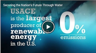 Securing the Nation's Future Through Water