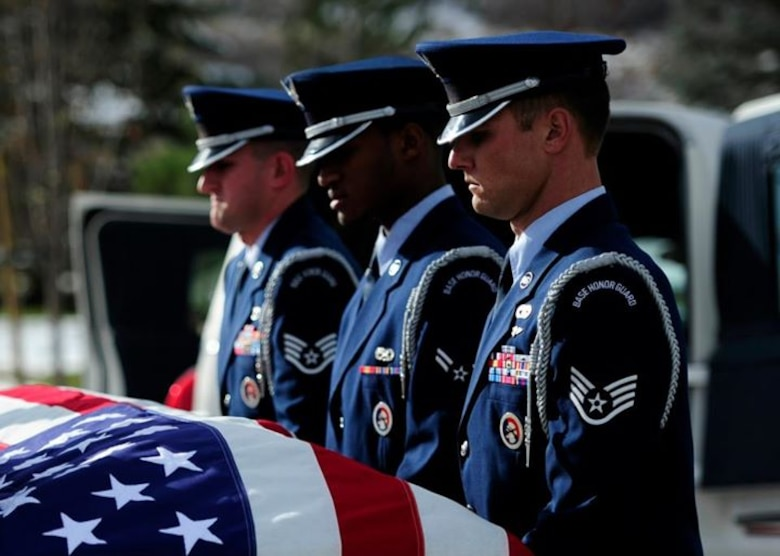Air Force changes military funeral honors requirements ...