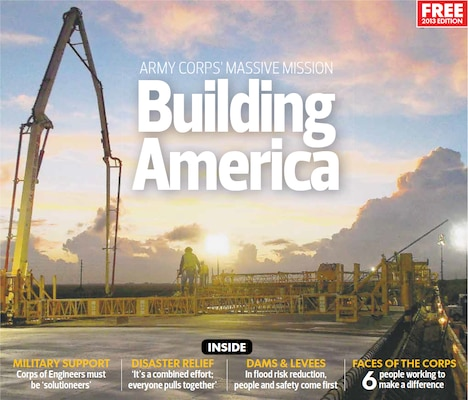 Building America Cover