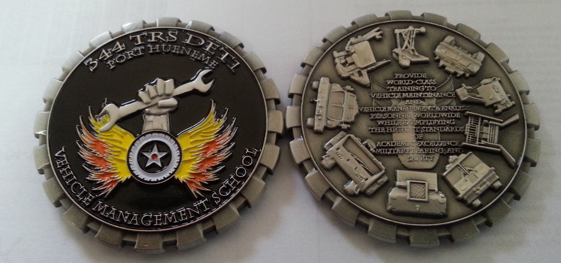 The Challenge Coin > 37th Training Wing > Article Display