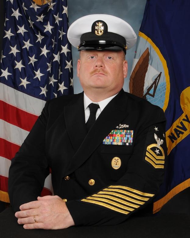 Master Chief Petty Officer Joseph Gardner. (Courtesy photo)