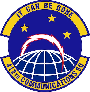 412th Communications Squadron, Edwards Air Force Base, Calif.