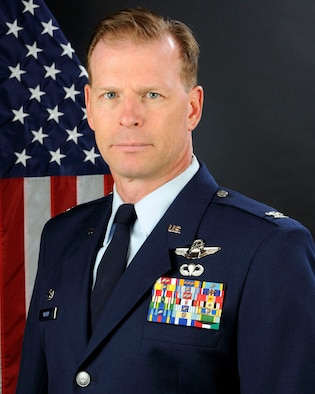 U.S. Air Force Col. David Meyer, 169th Operations Group commander at McEntire Joint National Guard Base, South Carolina Air National Guard, poses for his portrait June 11, 2013.