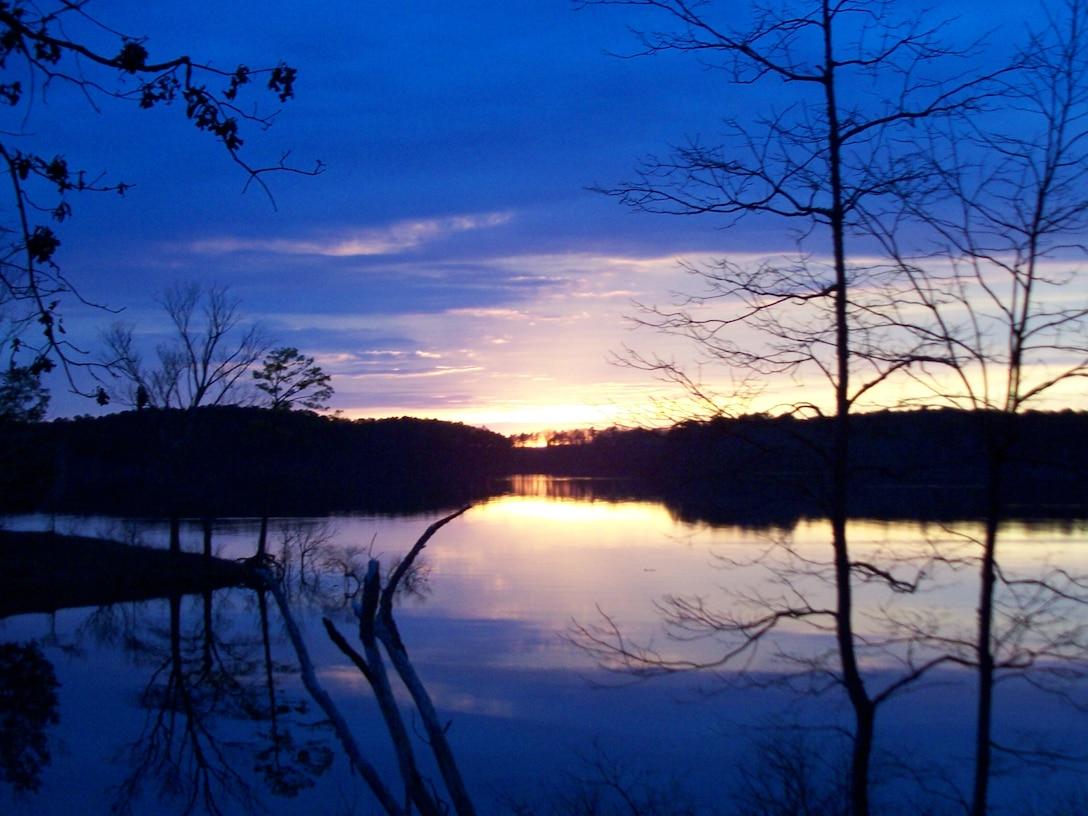 Joplin Sunset by David Wilkie