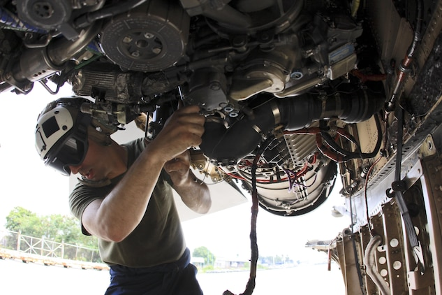 aircraft maintenance ensures mission accomplishment during exercise haribon tempest 2013