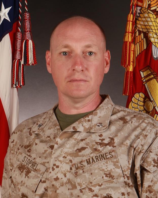 Lieutenant Colonel William C. Stophel