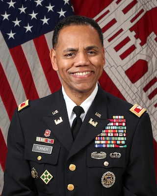 COL. C. David Turner is the commander of the South Pacific Division, U.S. Army Corps of Engineers (USACE).