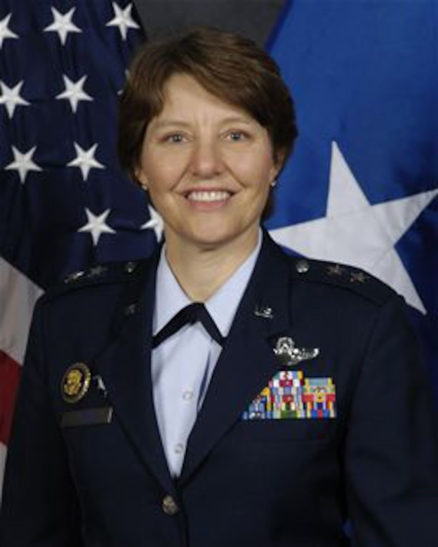 Maj. Gen. Michelle Johnson has been selected as the next superintendent of the U.S. Air Force Academy. She will be the first female superintendent in the history of the Academy. (Courtesy photo)