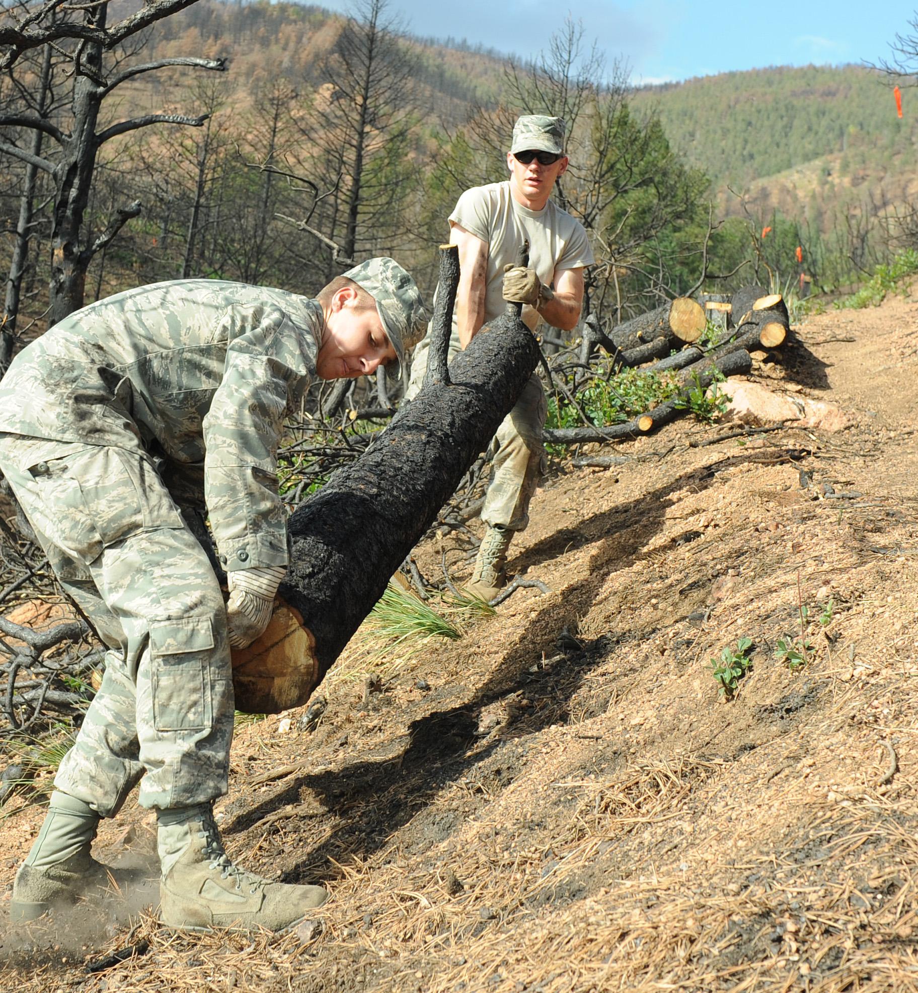 Colorado Springs Shooting Range: Photos