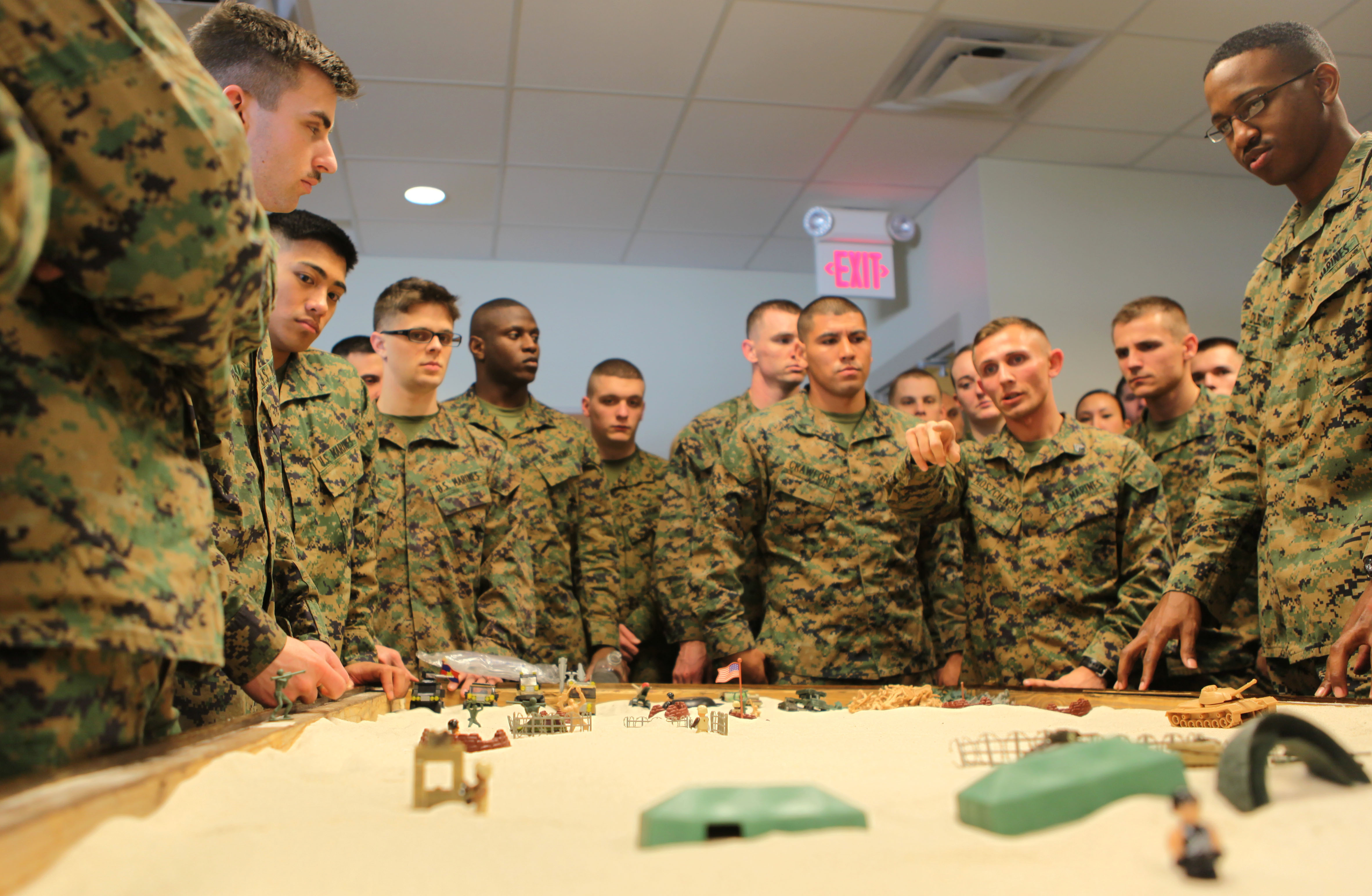 Marines, soldiers, sailors prepare for African Lion 2013 ...