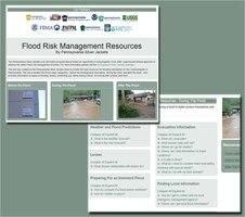 Pennsylvania Silver Jackets' flood risk management website.