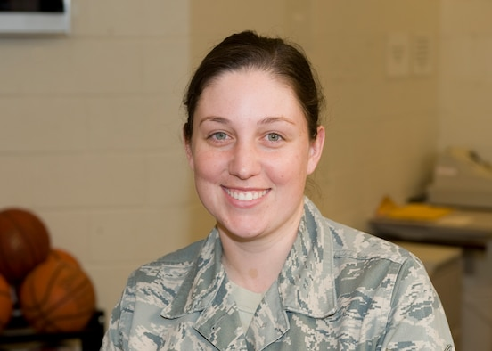 Staff Sgt. Nicole Sevigny, 7th Force Support Squadron.