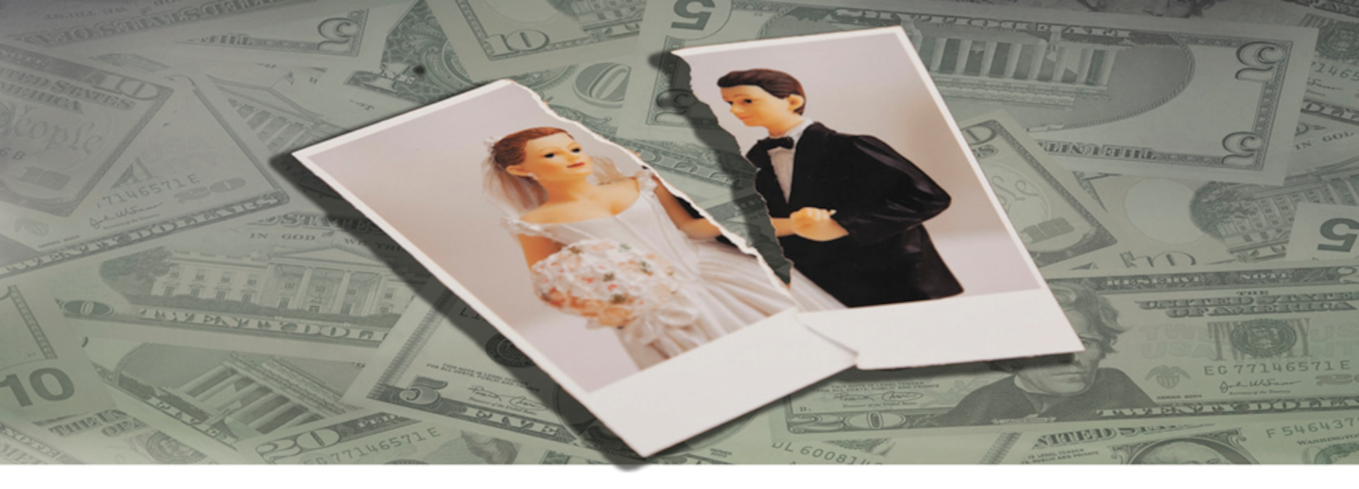 In 2011, the Texas Legislature expanded Chapter 8 of the Texas Family Code by increasing the amount of post-divorce support that a spouse may be entitled to receive from the other spouse and extending the length of time that he or she may receive that support. (U.S. Air Force photo illustration by Dorothy Lonas/Released)