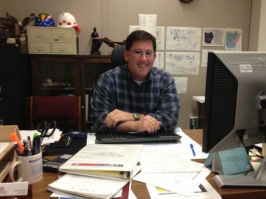 James McKinnie - Chief, Navigation & Maintenance Section