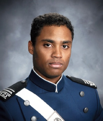 Second Lt. Jason Black, shown here in his 2012 Air Force Academy yearbook photo, was killed March 15, 2013, in a motorcycle accident near Del Rio, Texas. The Los Angeles native was assigned to the 47th Student Squadron at Laughlin Air Force Base, Texas. (U.S. Air Force photo/Cadet Wing Media)