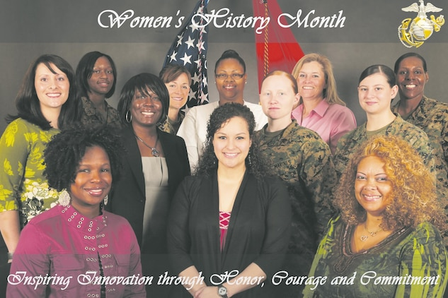 March is Women's History Month and everyone is encouraged to learn more about one important aspect of the history of all people.