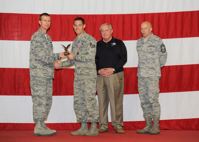 Tyndall sergeant earns ACC Outstanding Armament Supervisor