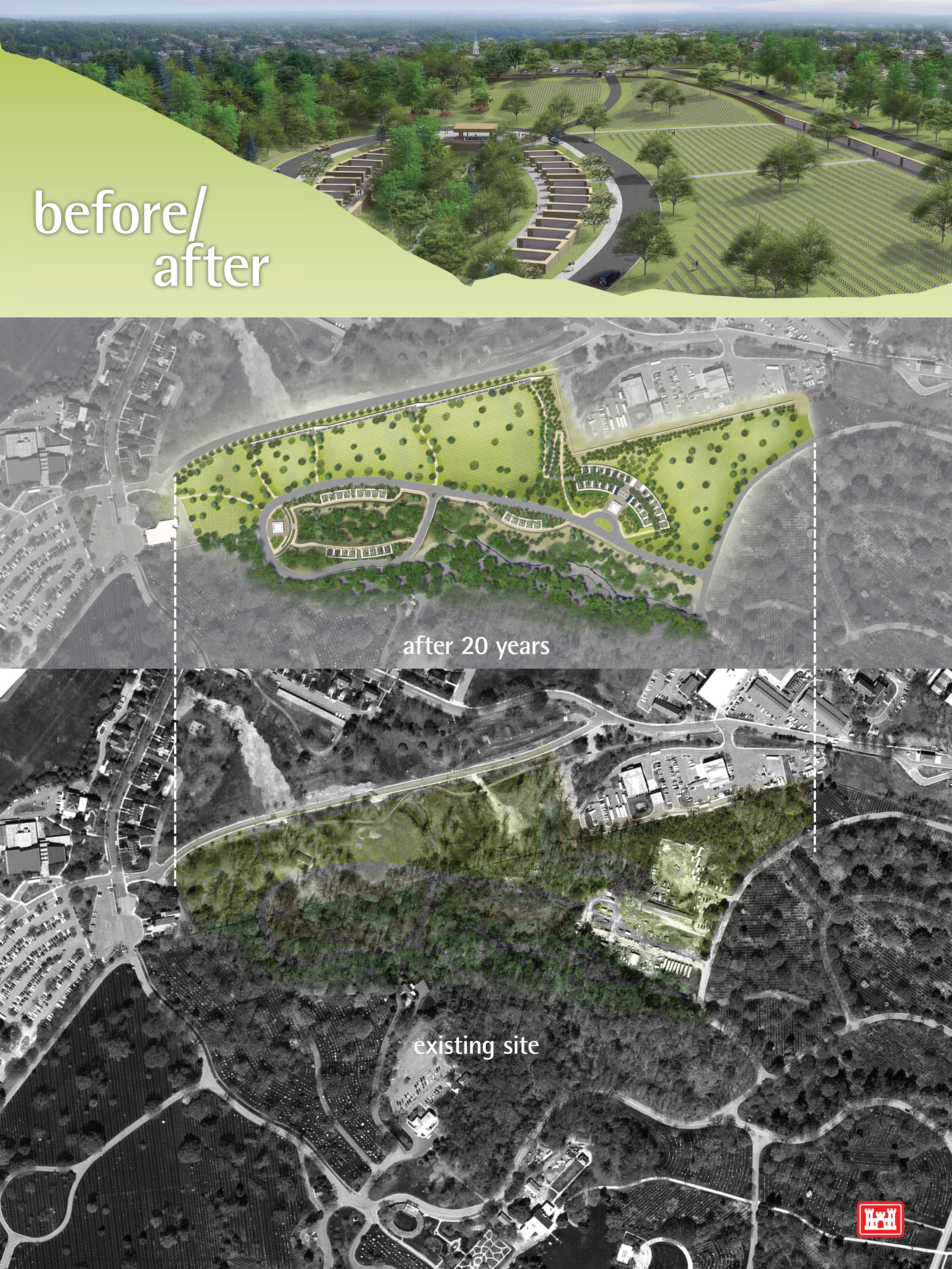Arlington National Cemetery to share design for Millennium expansion ...