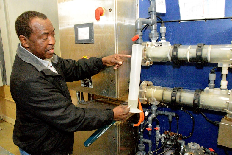 certified operators work to provide high quality water for robins