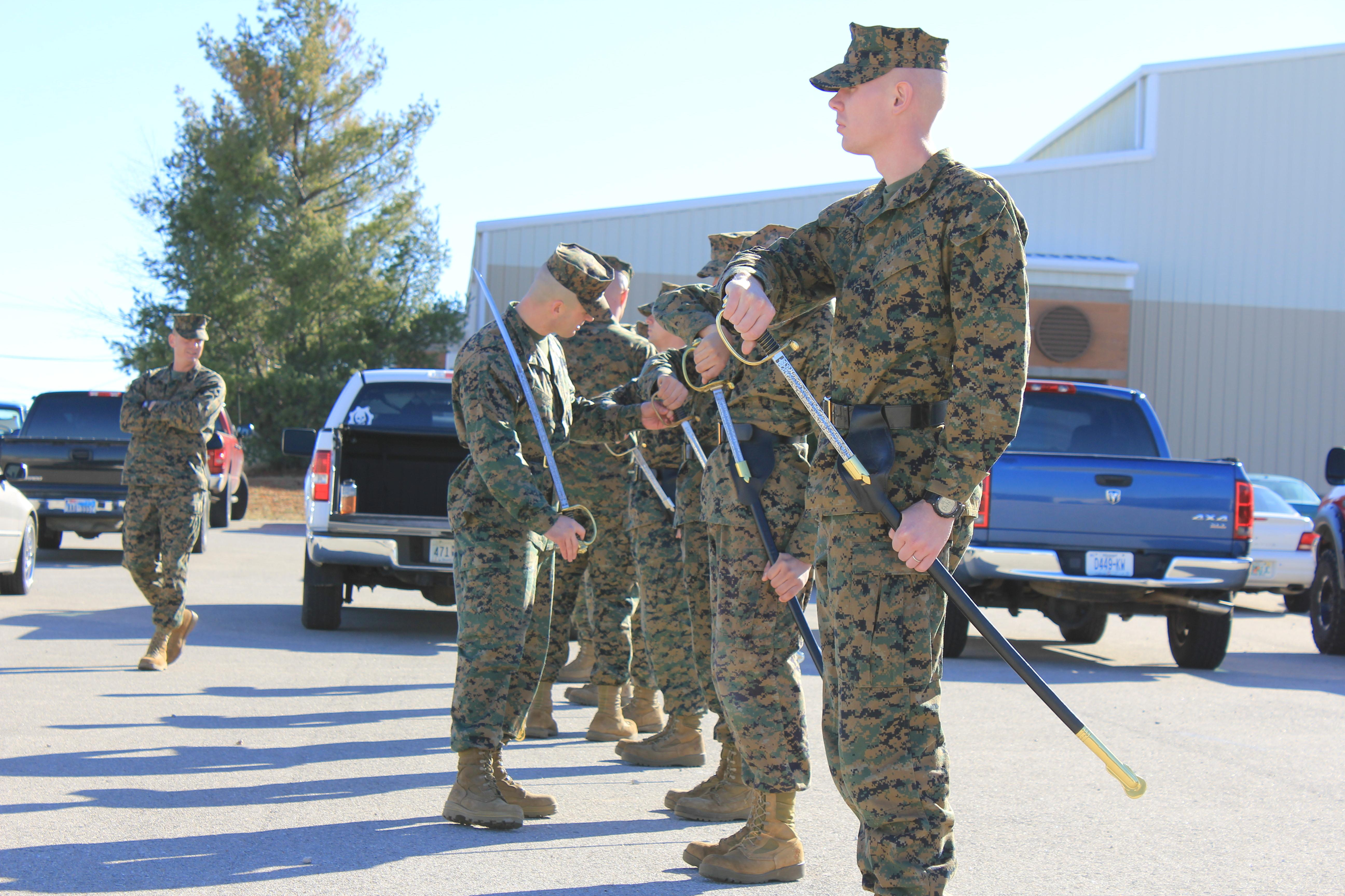 Corporals Course 610-12 > Marine Corps Training and ...