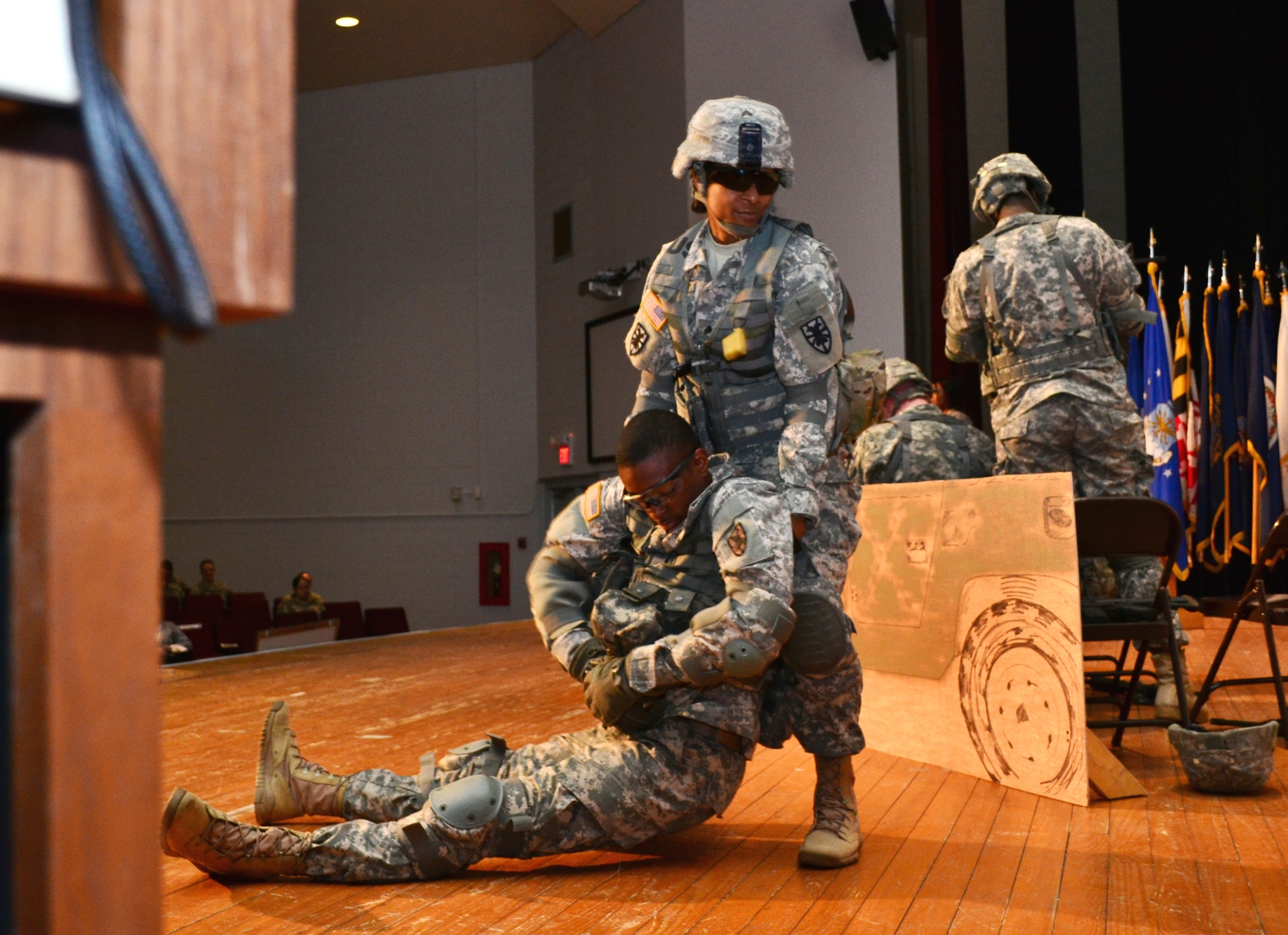 fort eustis women 27112014 ft eustis 'barricaded subject' surrenders  photo of fort eustis  – the joint base langley-eustis twitter account said the soldier who.