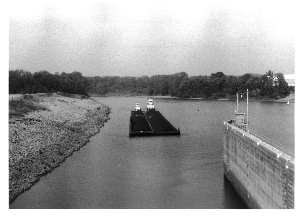 Old Hickory Lock and Dam