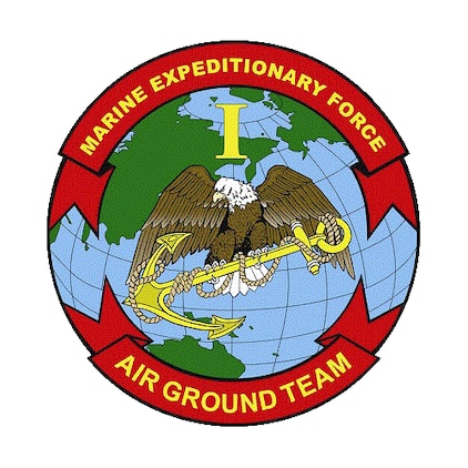 I Marine Expeditionary Force Logo